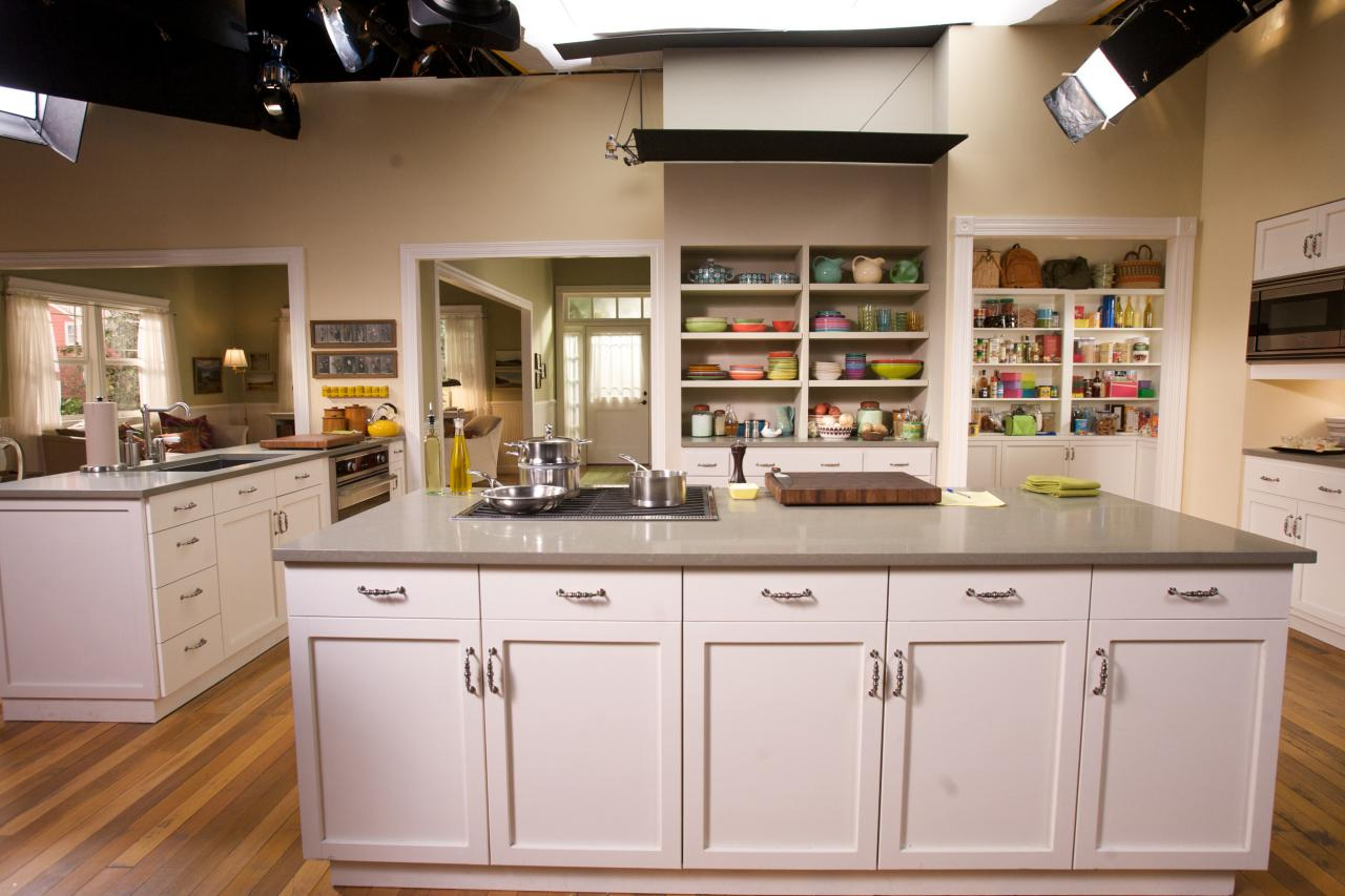 Food Network Star Kitchens
