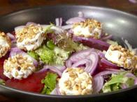 Beet Salad with Goat Cheese
