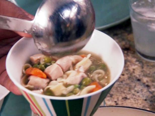 Mama Jean's Chicken Noodle Soup