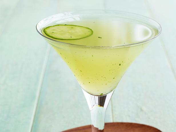 Fresh Mint Martini