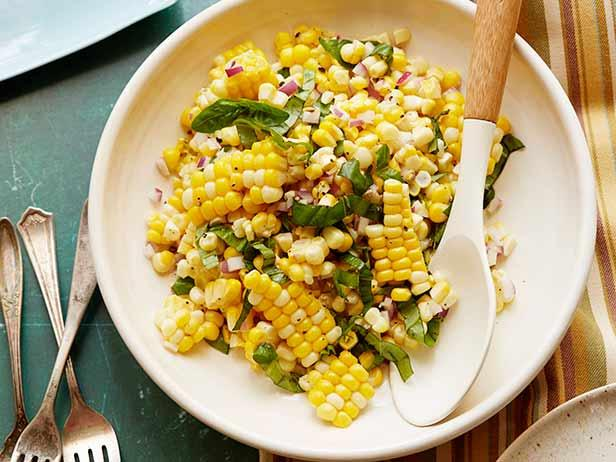 3 videos inas fresh corn salad 0306 - Food Network Com Barefoot Contessa Recipes