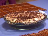 Chocolate Cookie Crust Banana Cream Pie