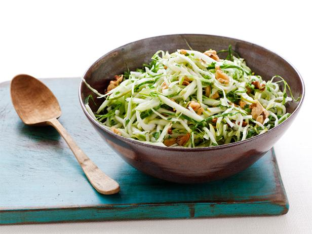 Green Apple-Truffle Slaw