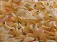Buttered Noodles with Chives