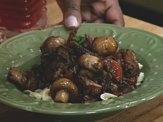 Gina's Oxtail Stew