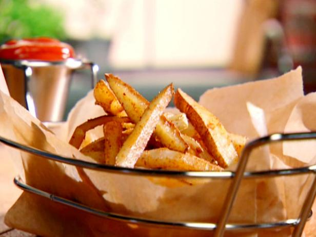 No Recipe Recipe: Oven Fries