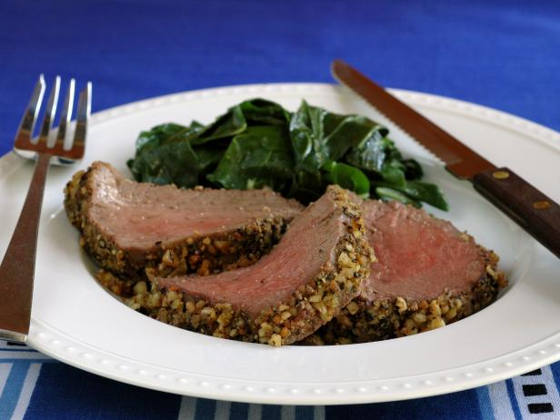 Herb Crusted Tenderloin Roast