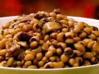 Black-Eyed Peas with Bacon and Pork