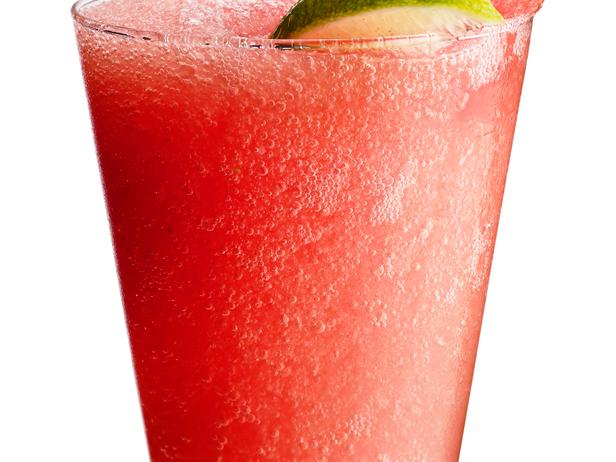 Frozen Watermelon Margaritas