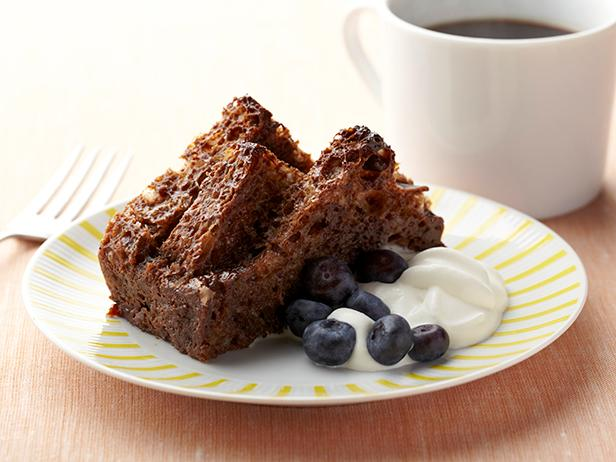 Chocolate French Toast (pain perdu)