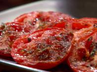 Roasted Sliced Tomatoes