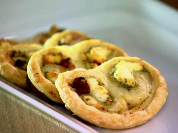 savory palmiers recipe | ina garten | food network