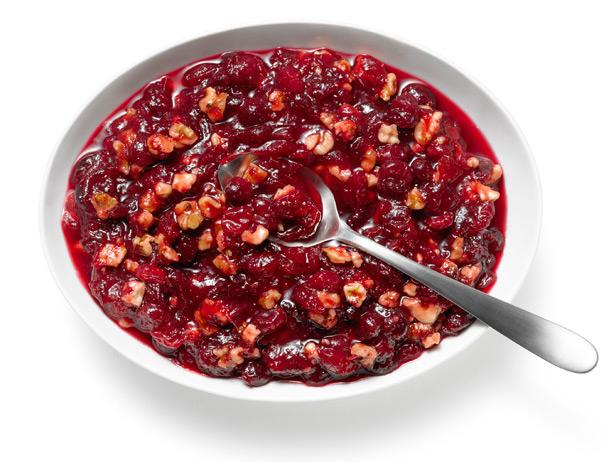 Almost-Famous Cranberry Walnut Relish