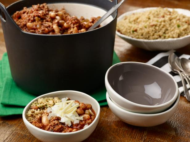 California Turkey Chili