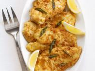 Lemon-Sage Chicken Cutlets