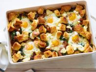 Italian Sausage and Egg Bake