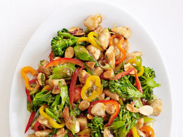 Chicken and Broccolini Stir-Fry