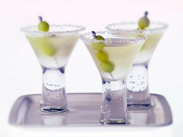 Frozen Grapetini