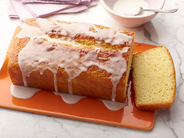 Yogurt Pound Cake Loaf