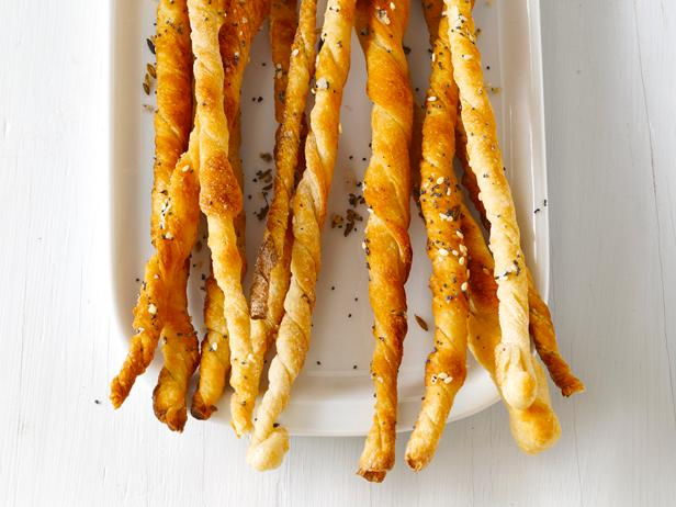 Crispy Breadsticks