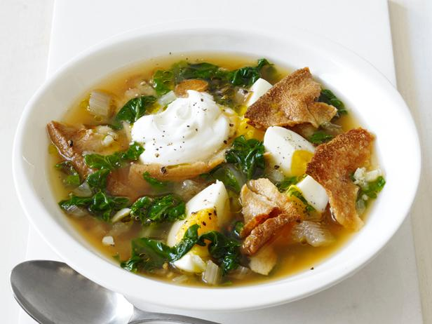 Spicy Chard Soup