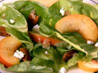 Peach and Pecan Salad