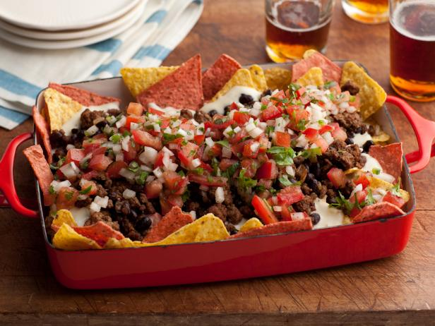 Food Network Hot Taco Dip