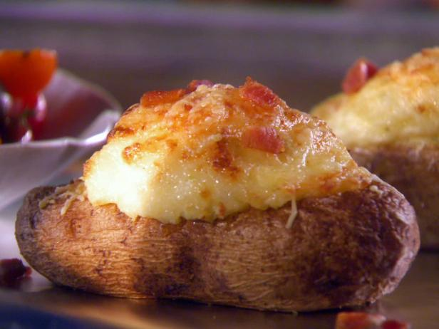 Food Network Twice Baked New Potatoes
