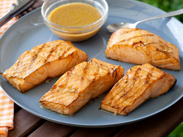 4 videos inas asian grilled salmon 0303 - Food Network Com Barefoot Contessa Recipes