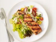 Cuban-Style Grilled Salmon