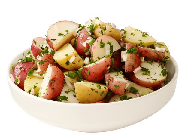 Herb-Vinegar Potato Salad