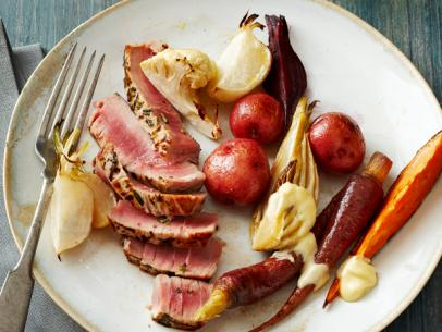 Grilled Tuna Steaks Recipe Ina Garten Food Network