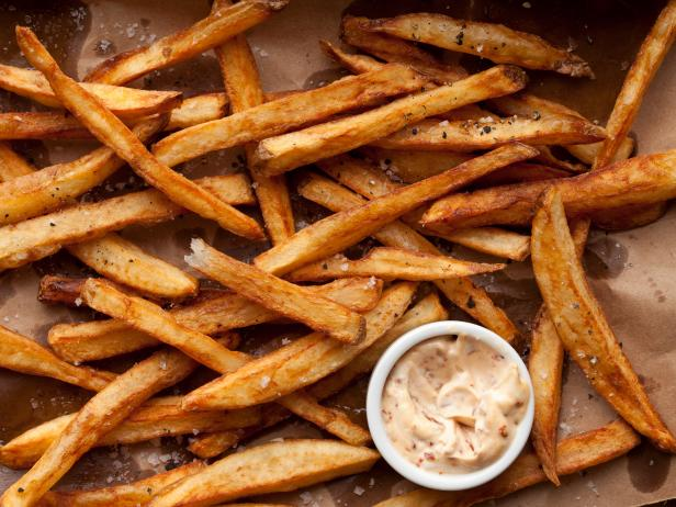 Double-Fried French Fries