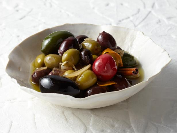 Warm Mediterranean Olives