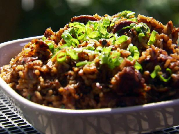 Bad Bart's Black Jambalaya