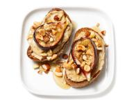 Nutty Fig Toasts