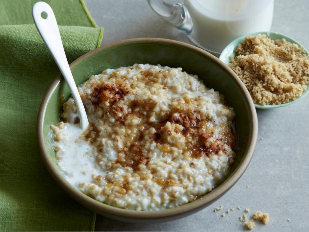 steel cut oatmeal recipe alton brown food network