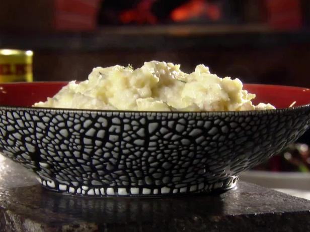 Creamy Mashed Root Vegetables