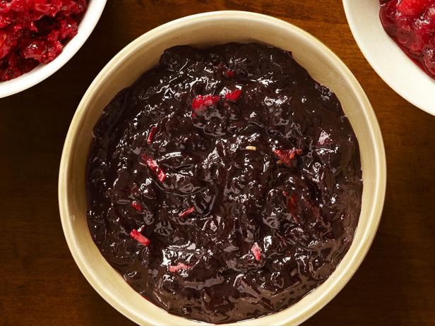 Cherry-Lemon Relish