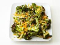 Roasted Cheddar Broccoli