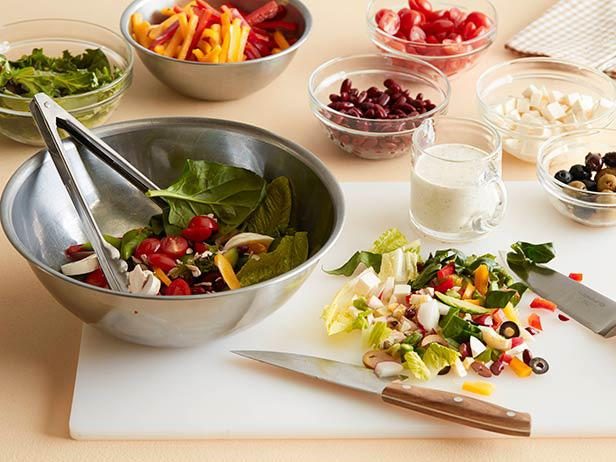 New York-Style Chopped Salad