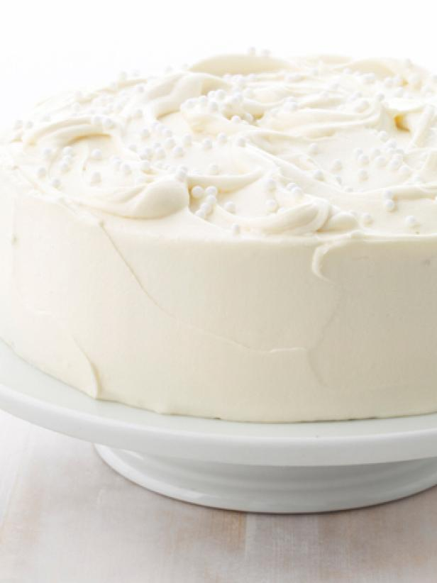 The Best White Cake Recipe Food Network