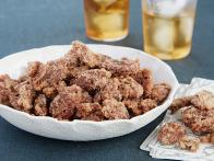 Jerry's Sugared Pecans