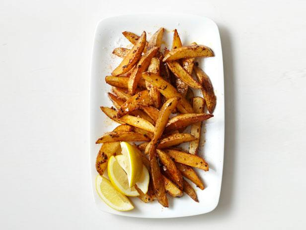 Spiced Oven-Fried Potatoes