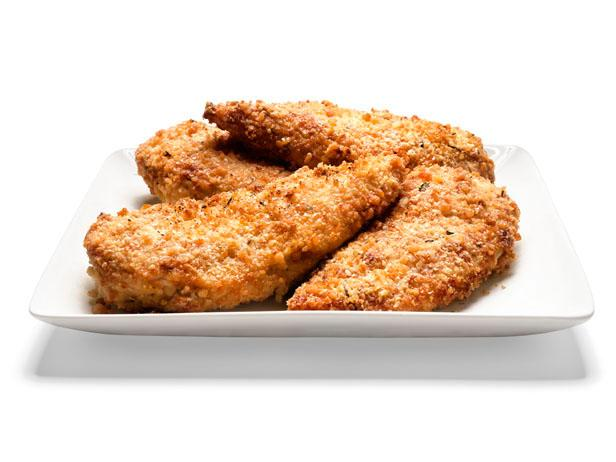 Baked Chicken Breasts With Parmesan Crust