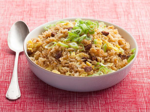 Traditional Mandarin Fried Rice
