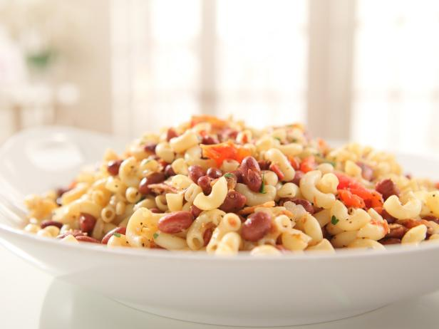 Beans and Bacon Macaroni