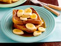 Texas French Toast Bananas Foster