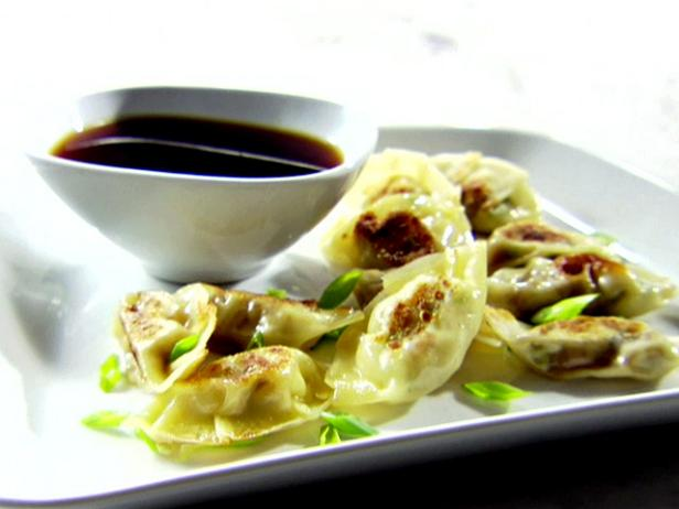 Round 2 Recipe - Chicken Pot Stickers