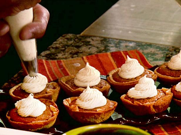 Mini Sweet Potato Pies